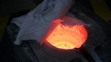 Picture of a High Temperature Refractory - Eastern Crucible