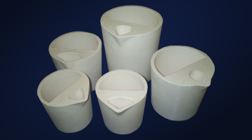 Ladle Liners Image - Eastern Crucible