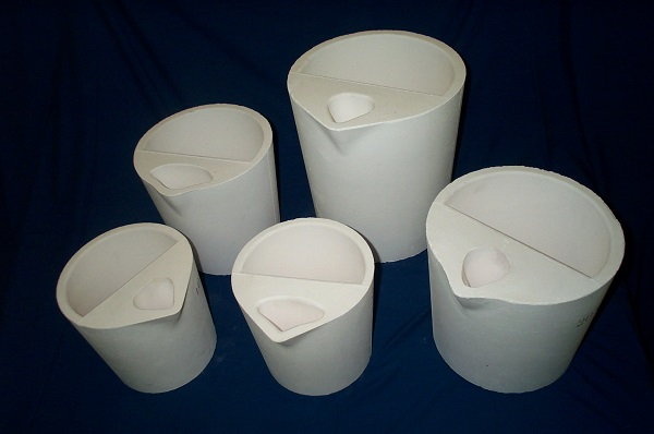 Large Ladle Liners for Melting Metal